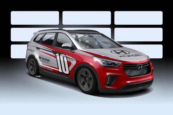 Hyundai Santa-Fast