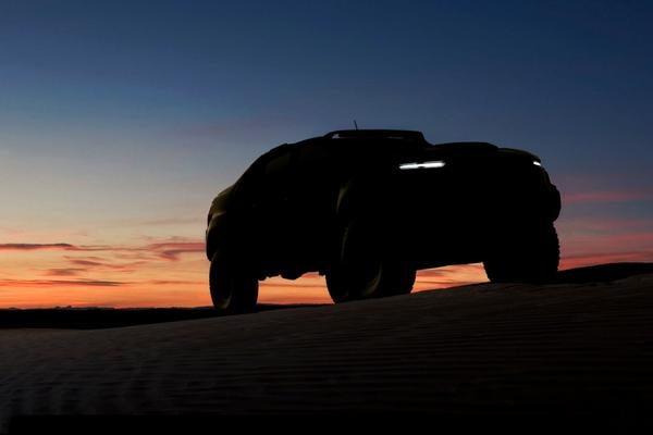 GM-TARDEC Fuel Cell Concept teaser image