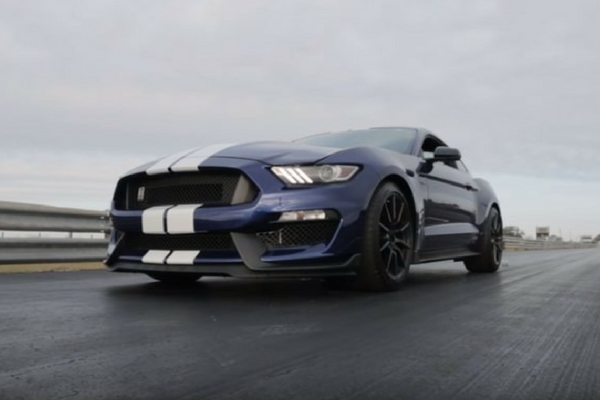 Hennessey HPE800 Shelby GT350