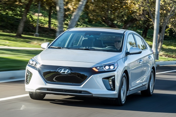 2017 Ioniq Electric Vehicle (EV)