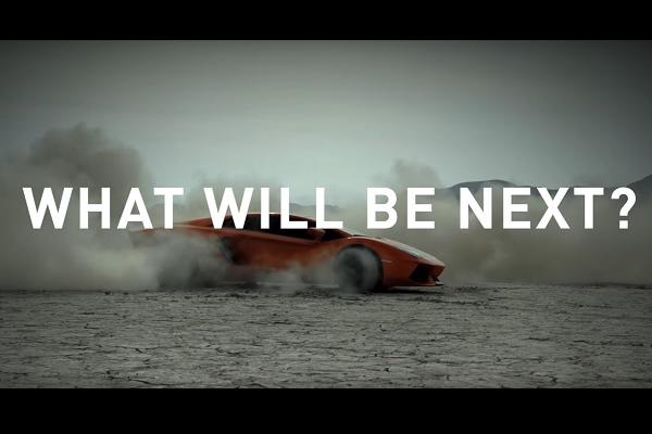 """Lamborghini """"What Will Be Next?"""""""
