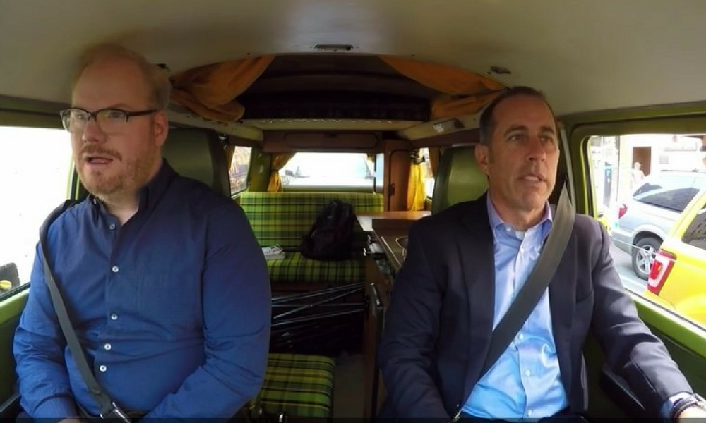comedians in cars getting coffee is coming to netflix insider car news. Black Bedroom Furniture Sets. Home Design Ideas