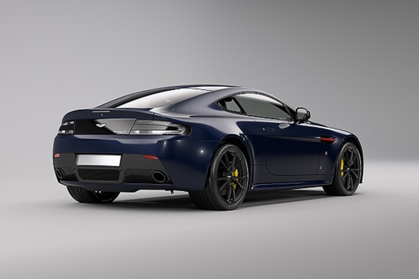 Special Red Bull Edition Aston Martin Vantage revealed