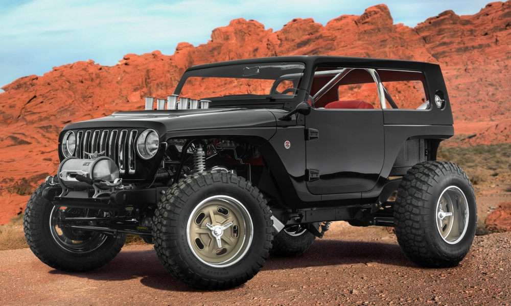 Here Are The 2017 Easter Jeep Safari Concepts Insider Car News