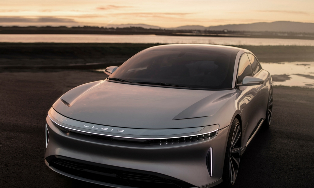 Lucid Air Undercuts Tesla Model S Starting Price - Insider ...