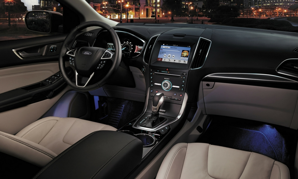 ford wants you to think cloth seats are an upgrade insider car news. Black Bedroom Furniture Sets. Home Design Ideas
