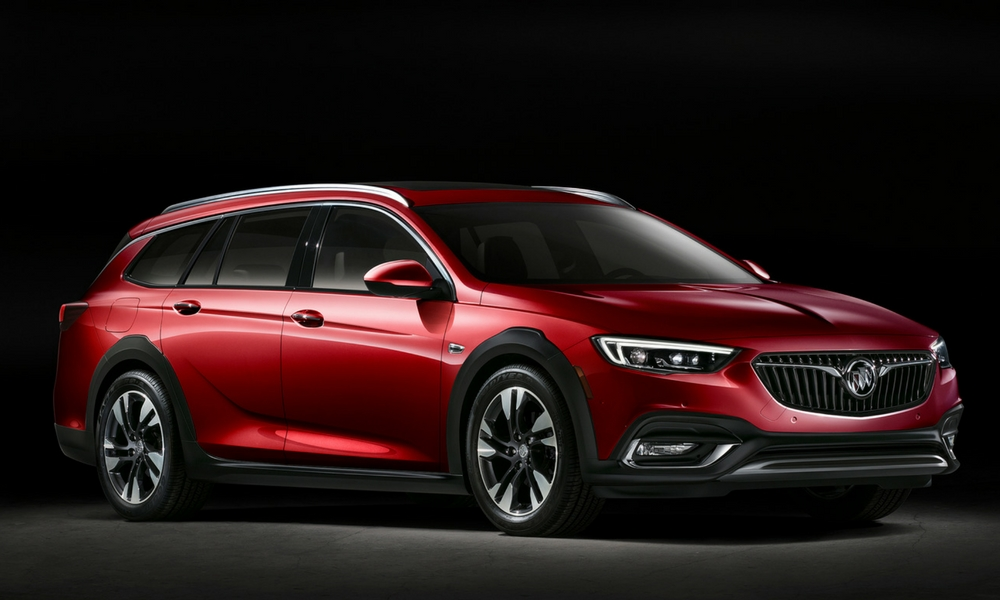 buick transforms the regal lineup  u2013 insider car news