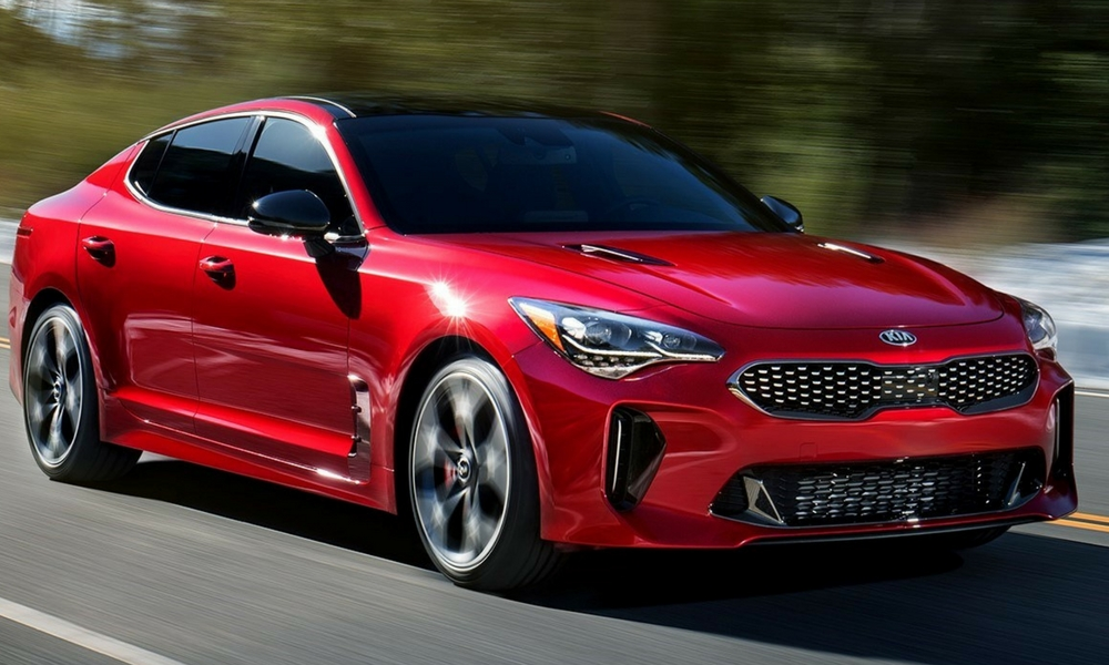 Kia May Drop A V8 In The Stinger – Insider Car News