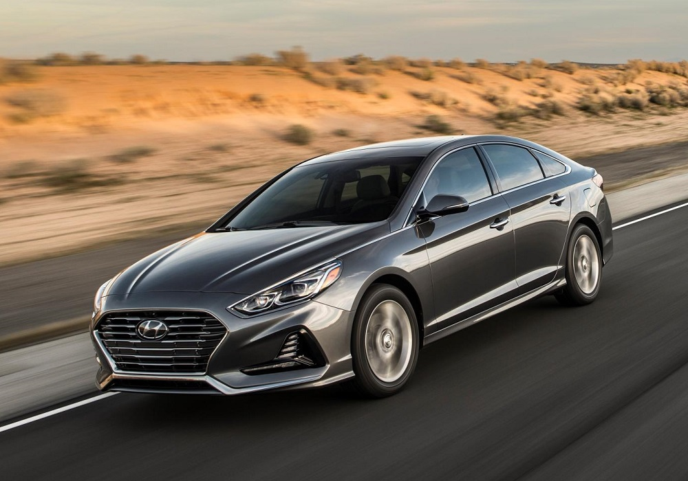 Redesigned 2018 Hyundai Sonata Gets its Price Tag ...