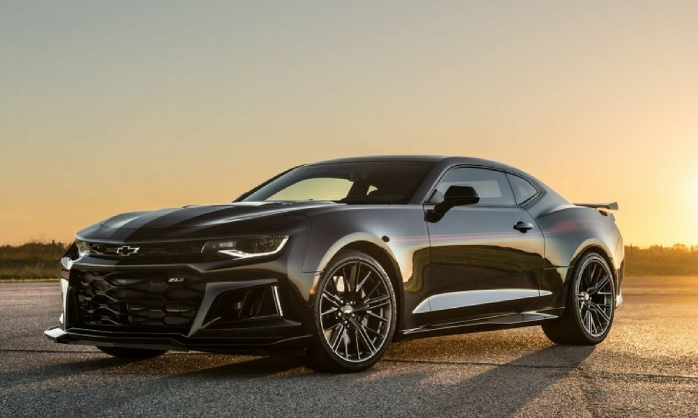 Hennessey Creates The Exorcist Camaro Insider Car News