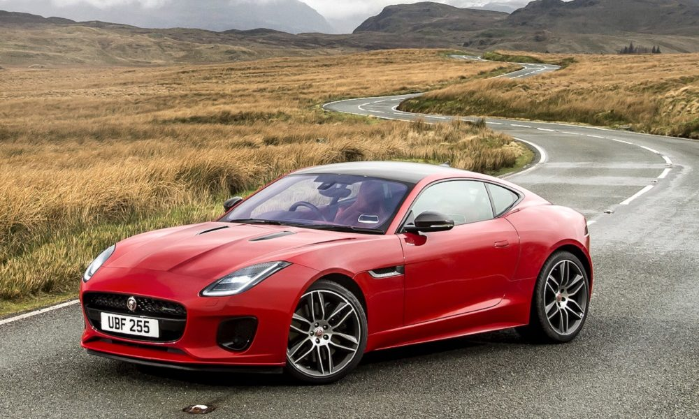 big changes to the jaguar f type s looks and powertrains