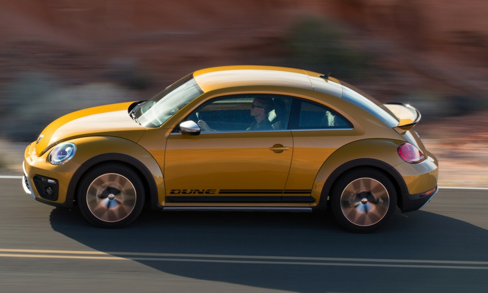 Volkswagen Beetle Has Reached the End of the Road ...