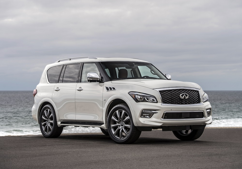 Limited Run 2018 Qx80 Signature Gets A Price Tag Insider