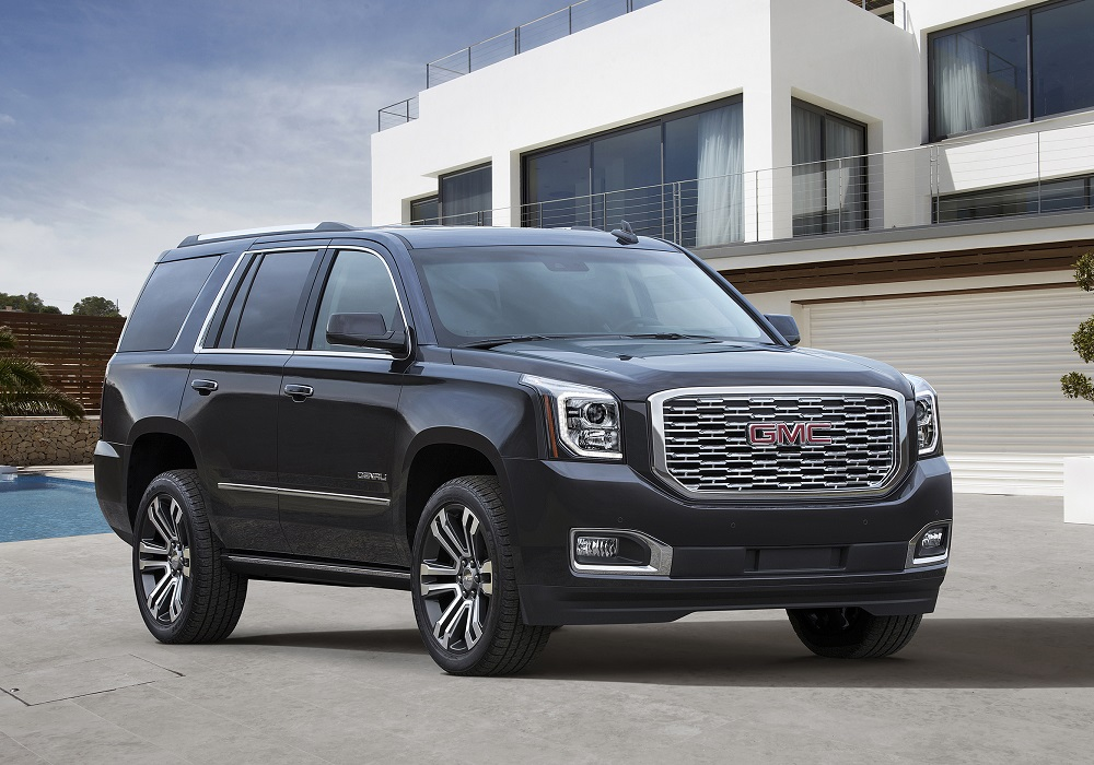 GMC Reveals the Revised 2018 Yukon Denali – Insider Car News