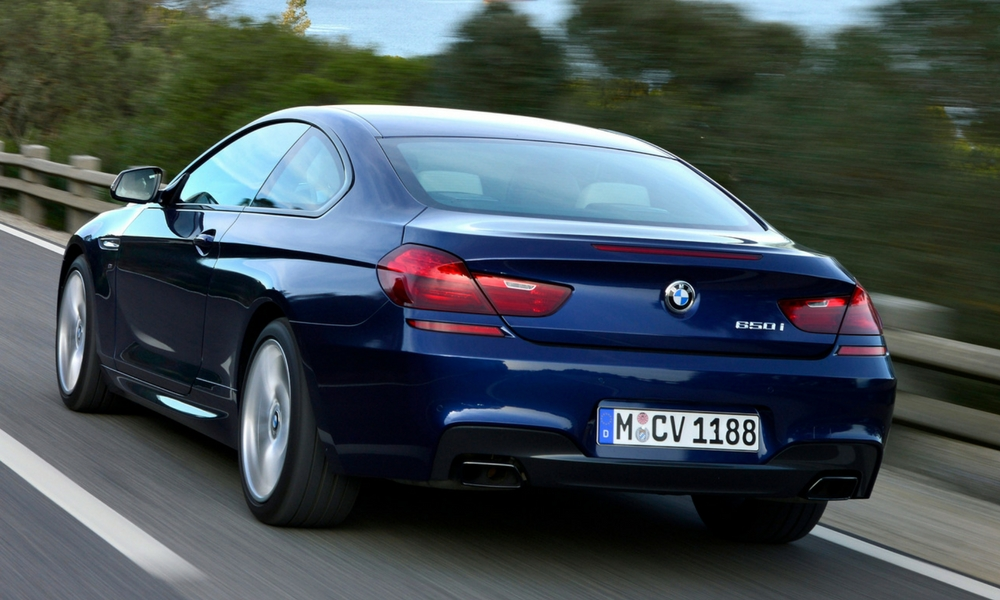 the bmw 6 series coupe is dead insider car news. Black Bedroom Furniture Sets. Home Design Ideas