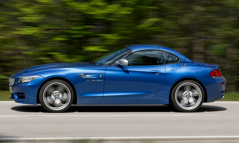 BMW Might Not Call Its New Roadster The Z5 – Insider Car News