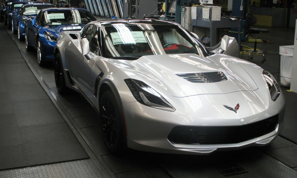 Toyota Of Bowling Green >> GM Preparing For C8 Corvettes – Insider Car News