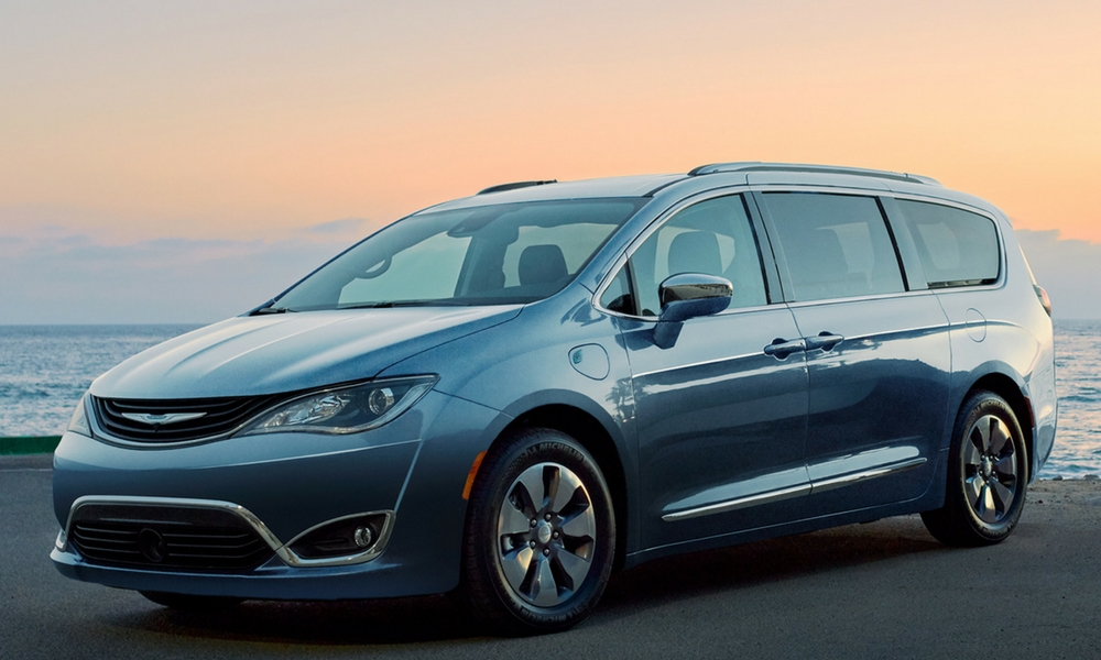 chrysler recalls all pacifica hybrids insider car news. Black Bedroom Furniture Sets. Home Design Ideas
