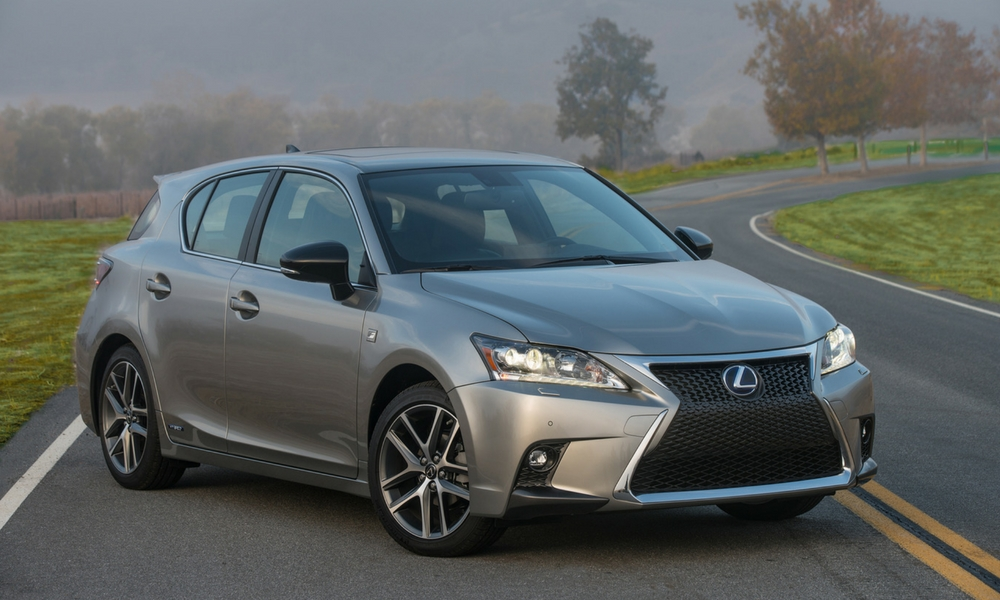 The Lexus CT 200h Has Been Discontinued – Insider Car News