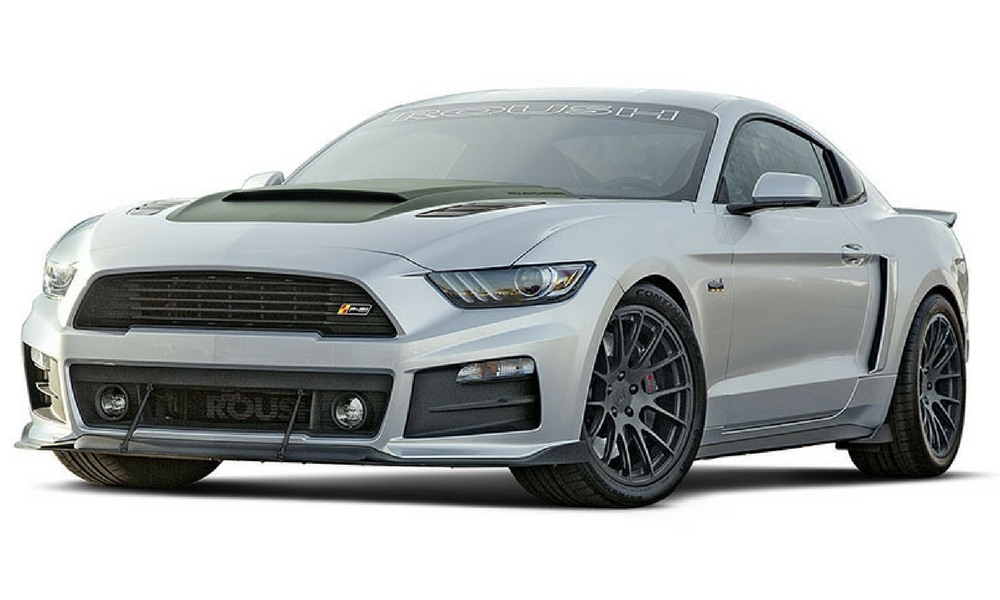 Roush Reveals 727 Horsepower P-51 Mustang – Insider Car News
