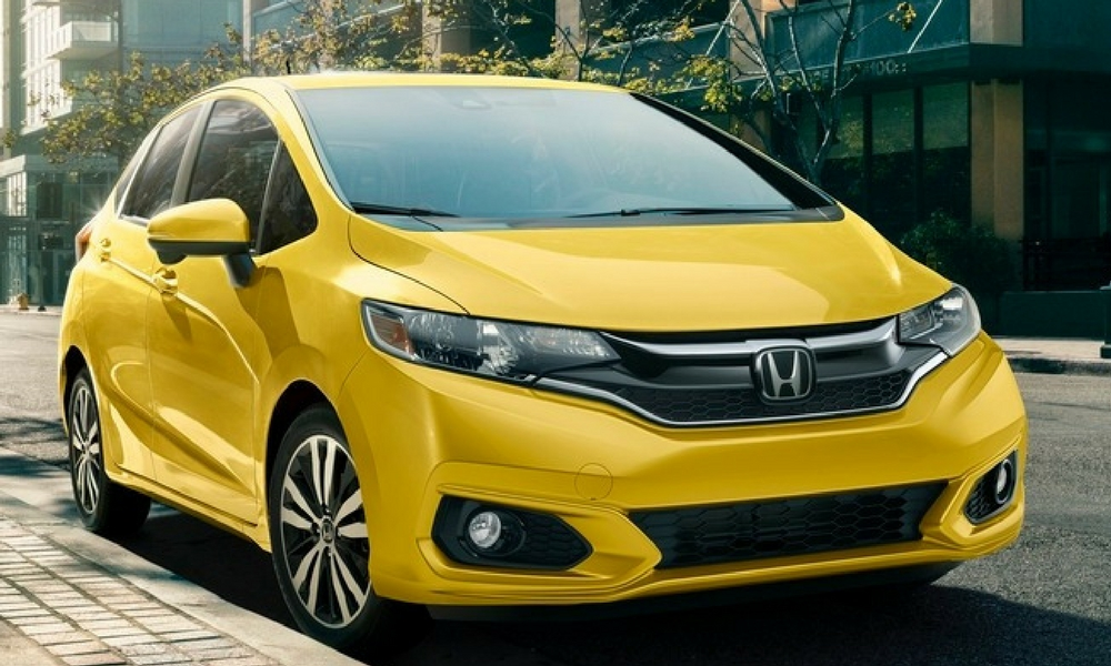 2018 Honda Fit Gets Tiny Price Hikes Insider Car News