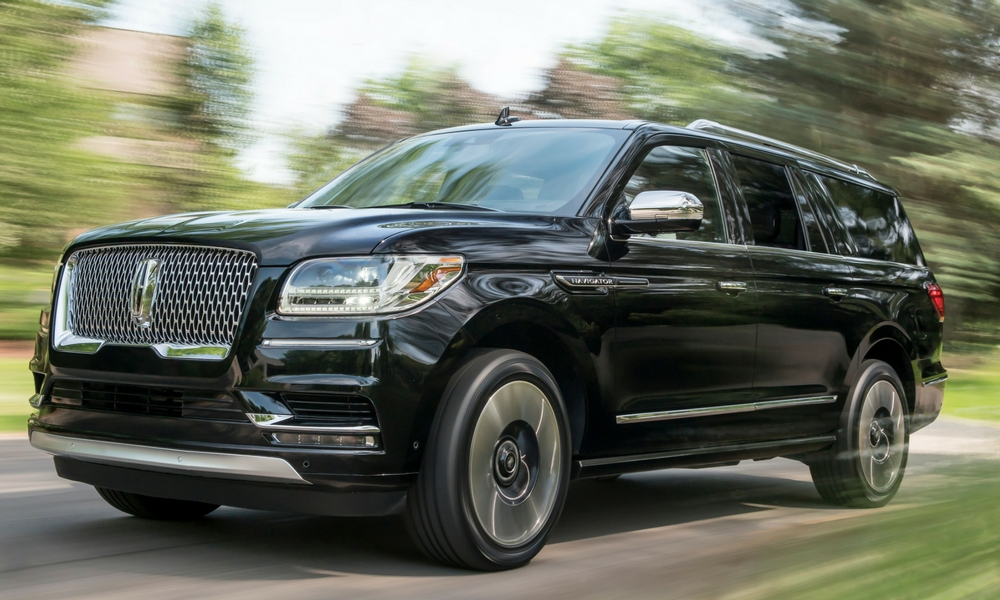 2017 Tundra Diesel >> Lincoln Supersizes The 2018 Navigator – Insider Car News
