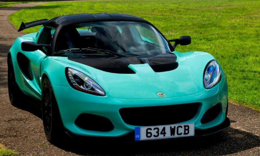 Lotus Unveils The Lotus Elise Cup 250 – Insider Car News
