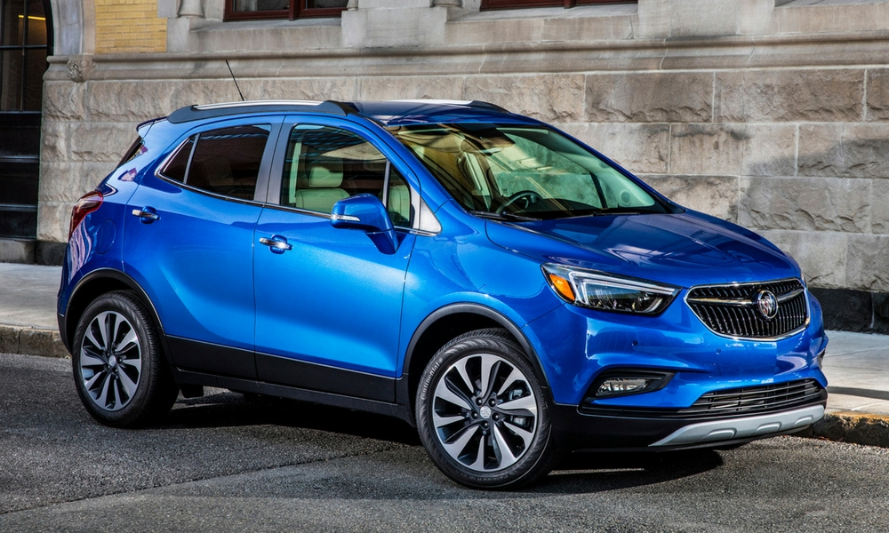 encore reviews suv book kelley ratings small pricing blue buick front