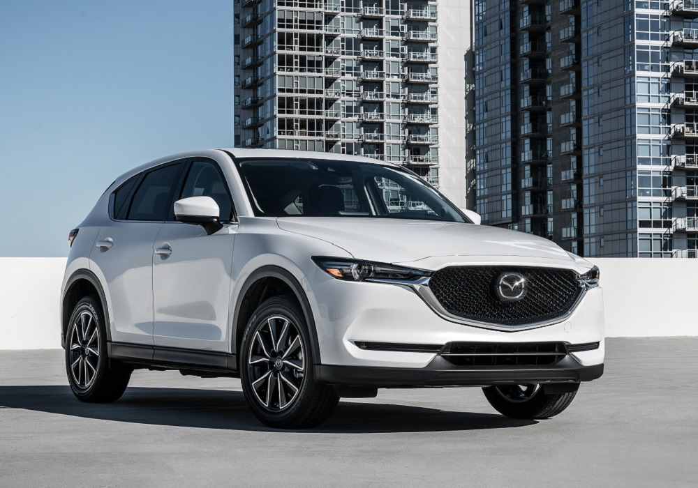 Mazda CX-5 Slides in as an IIHS Top Safety Pick Plus – Insider Car News