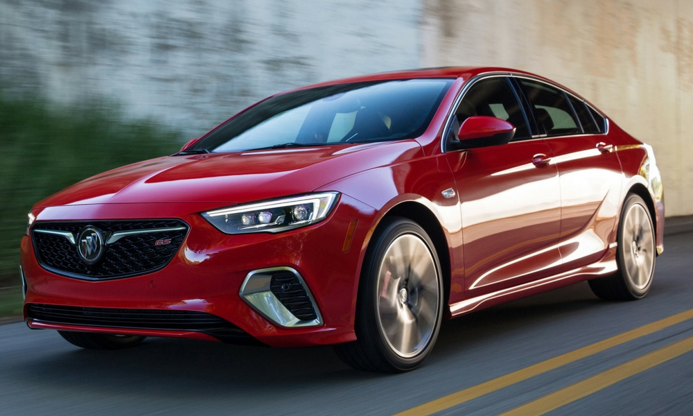 2018 buick regal gs storms onto the scene – insider car news