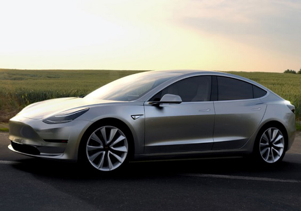 Tesla Model 3