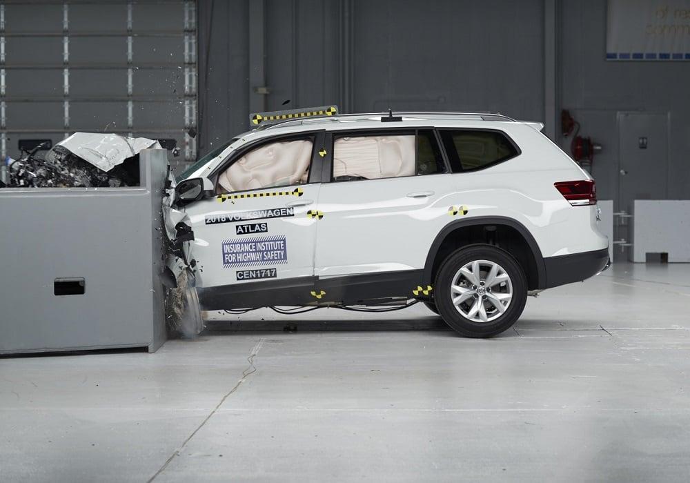 volkswagen atlas earns top safety pick rating insider car news
