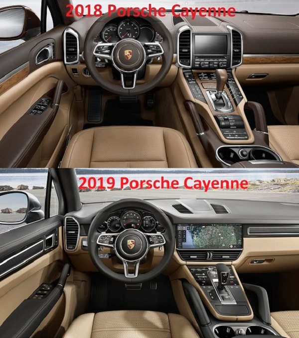 2019 Porsche Cayenne Debuts With A New Look And Enhanced