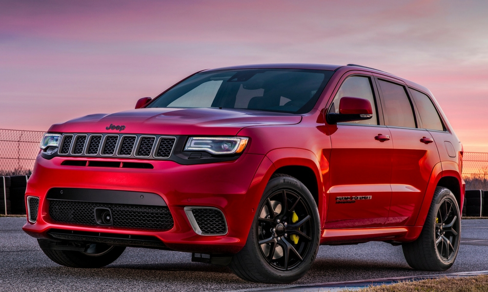 Hennessey Doesn T Think The Jeep Trackhawk Is Fast Enough