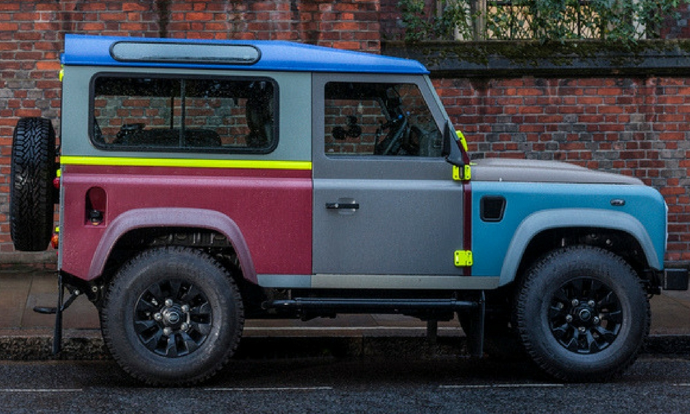 Land Rover Shares Some Details About The New Defender ...