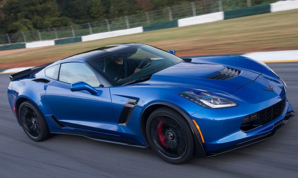 Leak Reveals New Twin Turbo V8 For C8 Corvette Insider