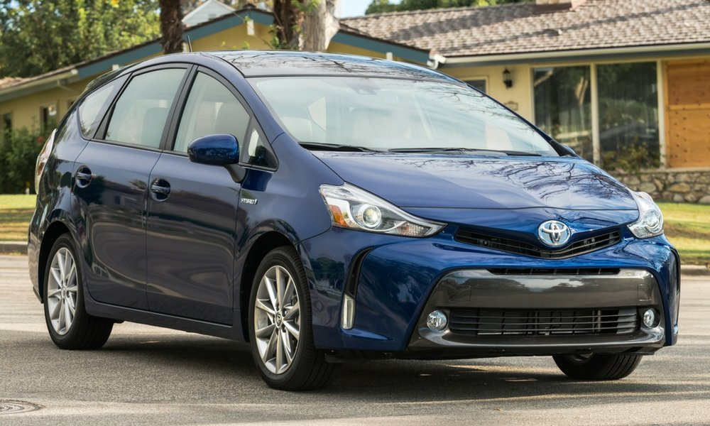 The 2019 Toyota Prius V Will Become An Suv Insider Car News