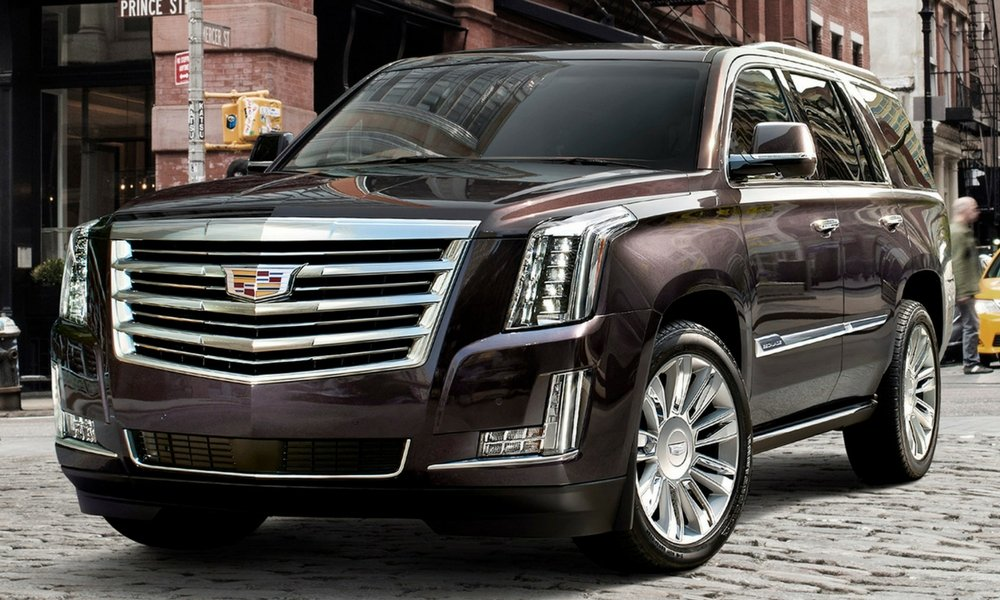 GM Getting Sued for Cadillac CUE Infotainment Problems