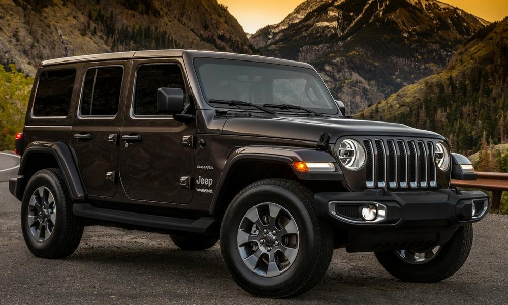 Here's The 2018 Jeep Wrangler JL – Insider Car News