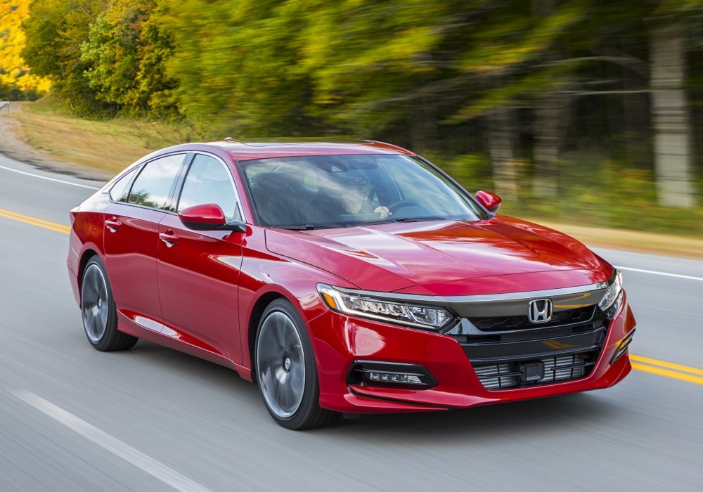 Honda Accord Sport Price >> 2018 Honda Accord Sport 1.5T: A Little Family-Friendly Fun – Insider Car News