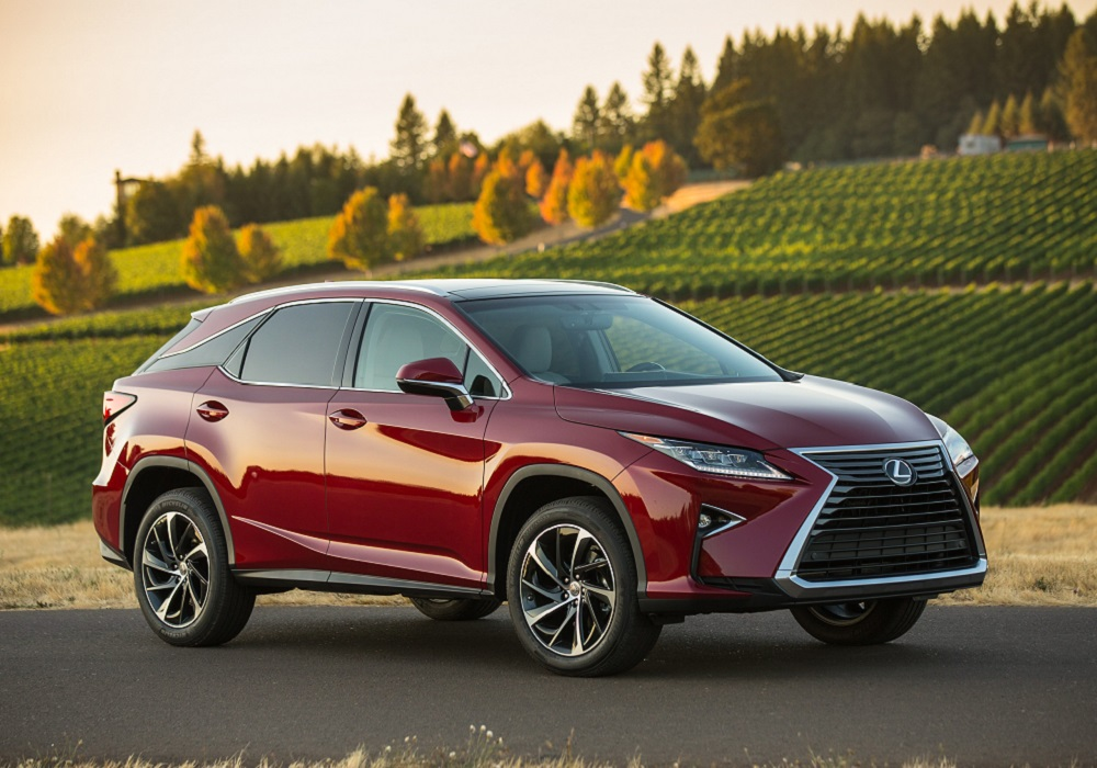 reviews lexus review drive package fwd luxury rx first