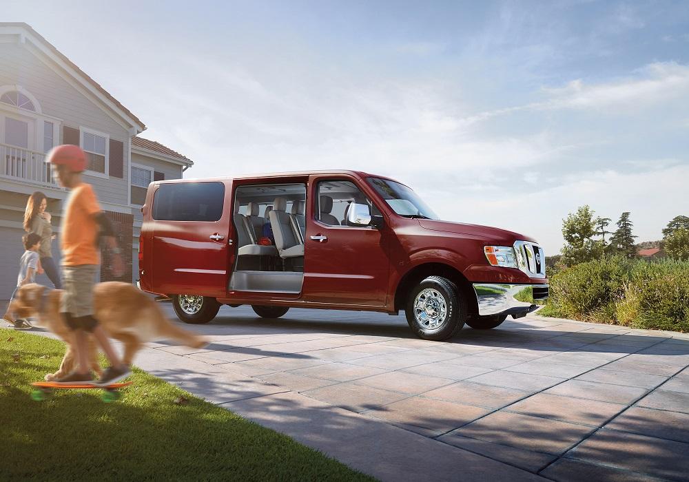 Nissan NV Vans Get Mild Updates for 2018 – Insider Car News