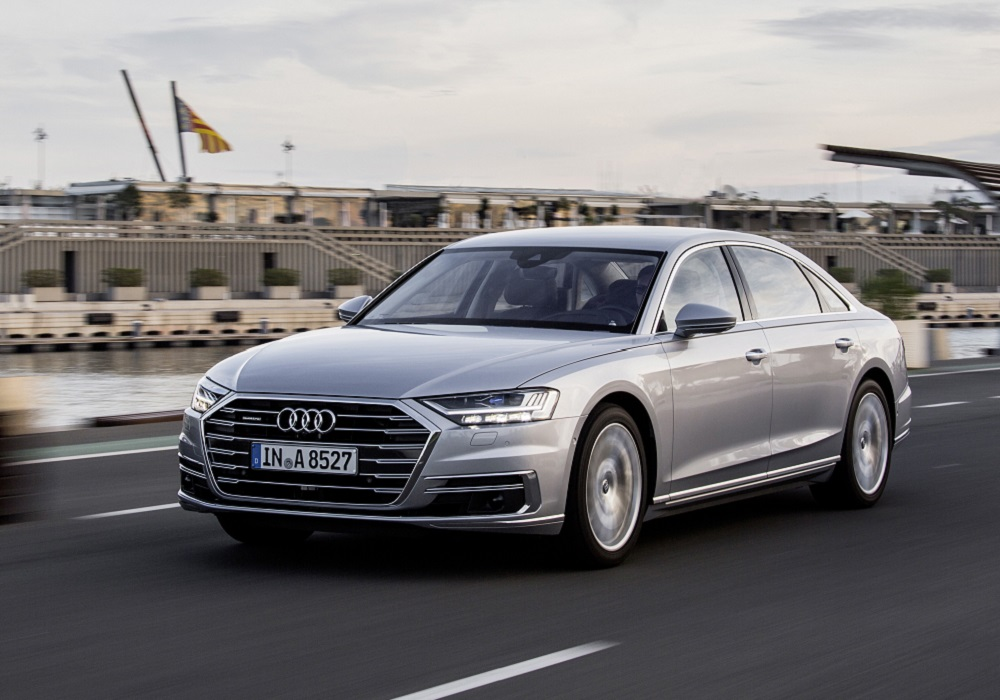 Here's the Redesigned 2019 Audi A8 – Insider Car News