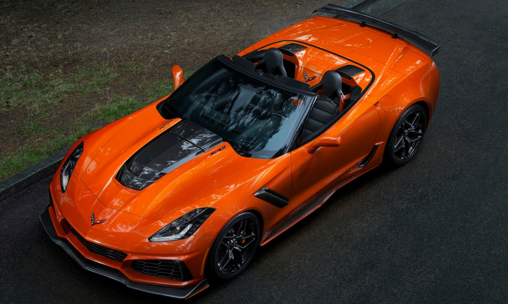 Chevrolet Chops the Top Off the Corvette ZR1 – Insider Car ...