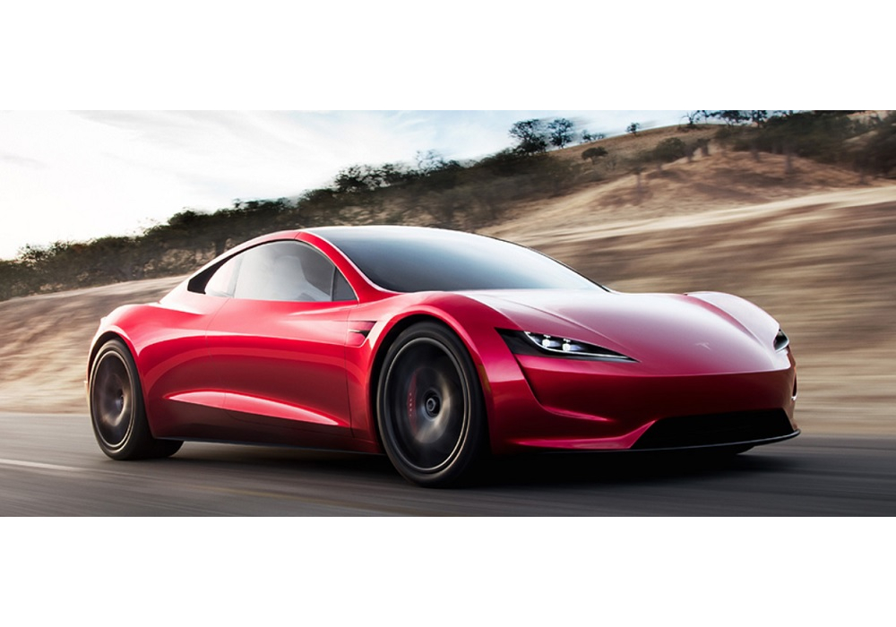It's Finally Here: Tesla Shows Off the 2020 Roadster – Insider Car News