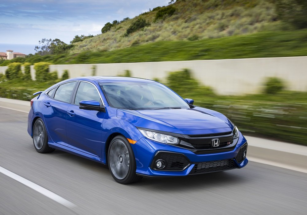 2017 Civic Si Review New And Improved But Also Flawed