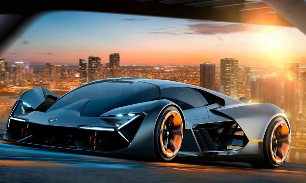 Superior Luxury — cknd: Crazy Lamborghini Concept by