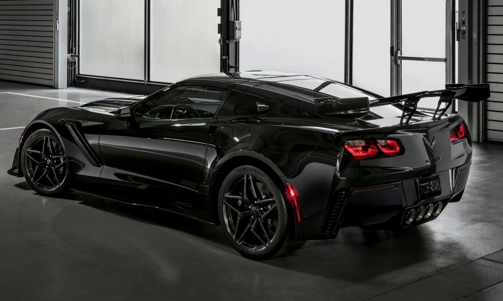Hennessey Will Pump the Corvette ZR1 to 1,200 Horsepower ...