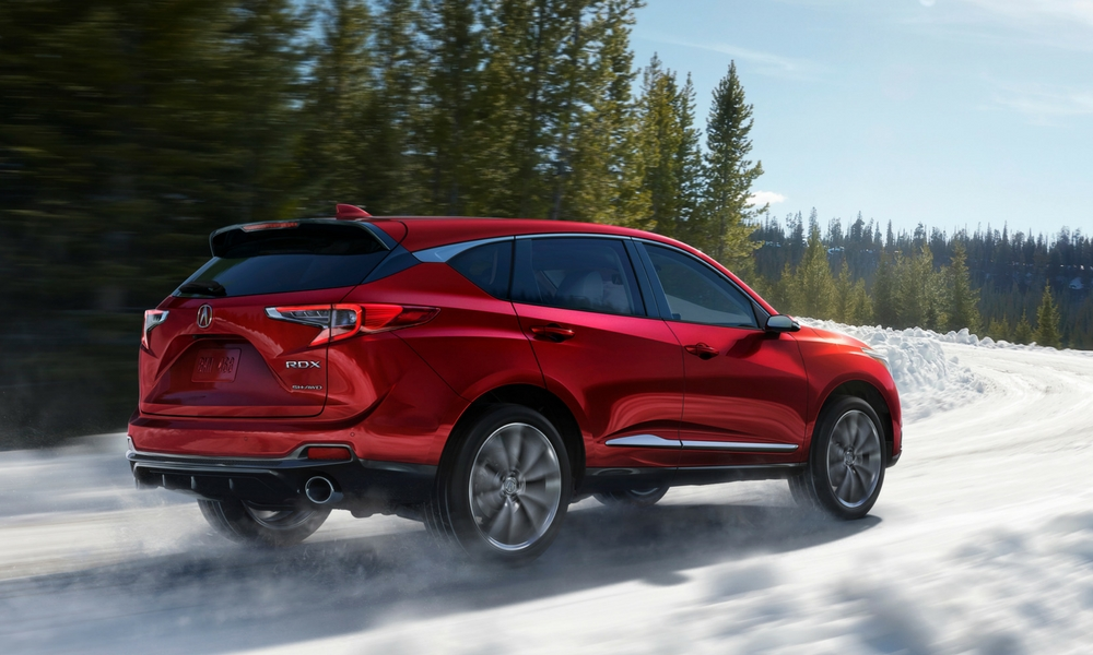 acura flashes 2019 rdx prototype insider car news. Black Bedroom Furniture Sets. Home Design Ideas