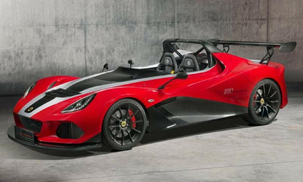 Lotus Makes Its Fastest Street Legal Sports Car Yet Insider Car News - Sports car makes